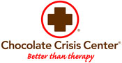 Chocolate Crisis Center logo