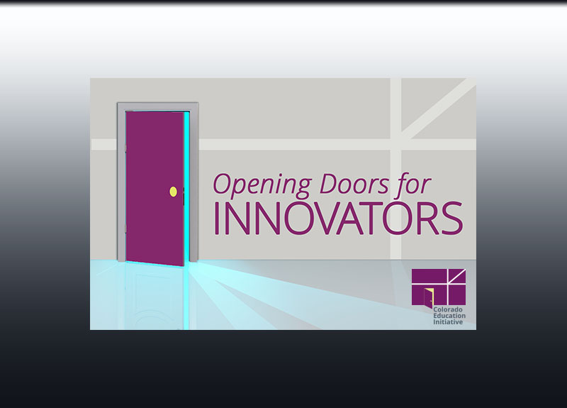 Opening Doors for Innovators