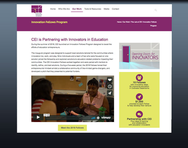 Innovation Fellows Program