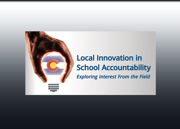 Local Innovation in School Accountability